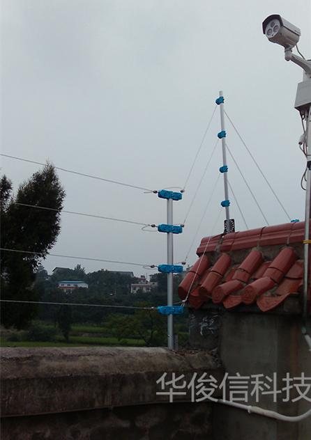 绵阳电子安装别墅围栏三小别墅图片